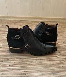 Ботинки кожаные Gant