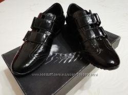 Лаковые спортивные туфли Geox, 36 размер, состояние идеальное