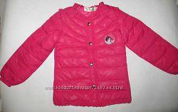 Курточка с Белоснежкой для девочки 4-5 лет