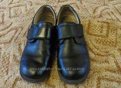 туфли кожаные для мальчика