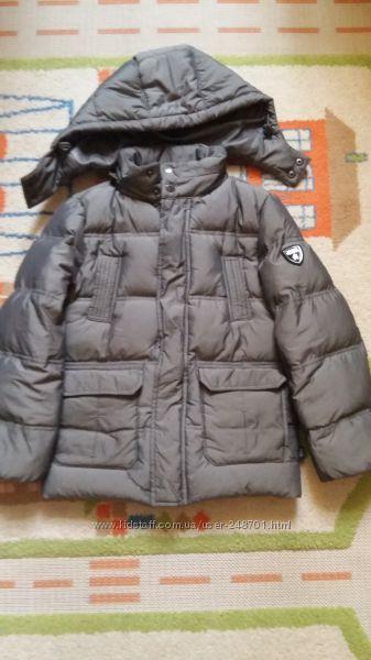 Пуховик Куртка зимняя Original Marines 6-8 лет