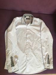 Белая рубашка 12-14 лет