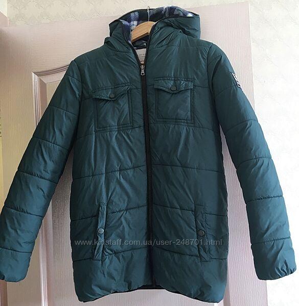 Куртка зимняя, 12-14 лет
