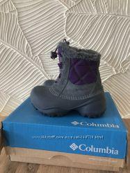 Зимові чобітки Columbia