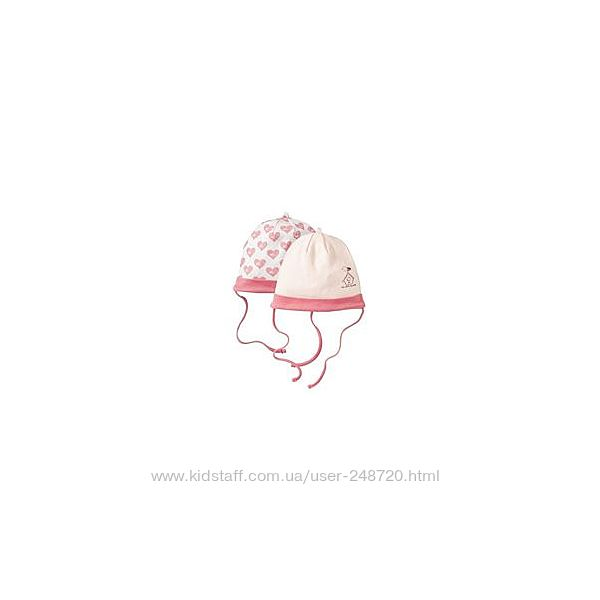 Набір шапочок lupilu pure collection