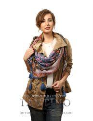 СП Тантино- шарфы от 150р, одежда от 499р