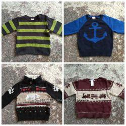 Теплый свитер janie and jack, gymboree, gap
