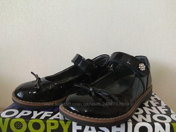 Очень красивые и удобные туфли woopy 32