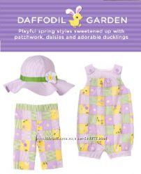 Яркий комплект Gymboree Daffodil Garden