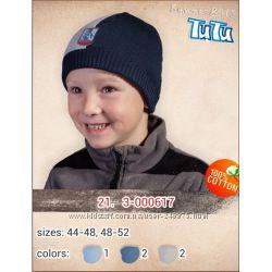 Шапочки и шарфики мальчикам, Италия, Польша, Tutu