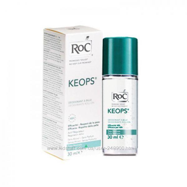 Дезодорант-антиперспирант RoC KEOPS