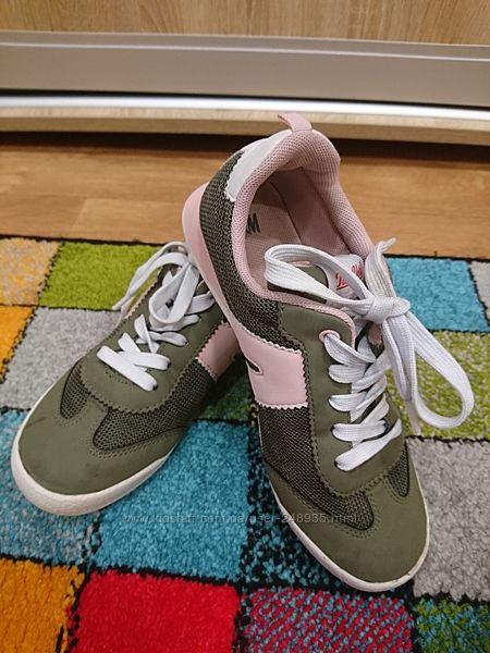 Кроссовки 32 размер H&M