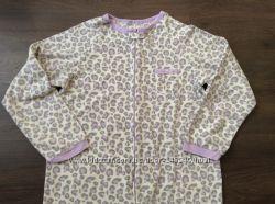 Флисовая пижама р. 20-22