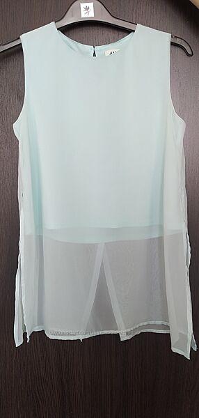 Лёгкая летняя блузка H&M на 11-12 лет