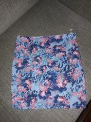Яркая юбка на лето от pull&bear
