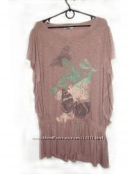 Блуза трикотажная французской марки KIABI