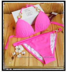Распродажа Шикарный розовый купальник с пуш-ап Anabel Arto
