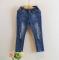 В наличии Классные джинсы со стразами для девочки