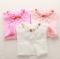 Белая нарядная блузка блуза гольф реглан с кружевом р. 100-160