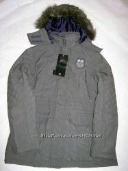 Куртка демисезонная для девочки. 3 вещи в 1. C&A Германия. Рост 146 см