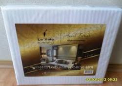 Комплект постельного белья  Le Vele Otel Jakkard White