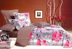 Красивое постельное белье Le Vele Moodish red
