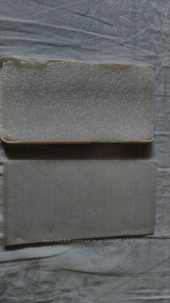 Чехол накладка белая Nillkin HTC One M7 качественная красивая без дефектов