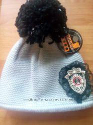 шапка Павонек Наташа беж