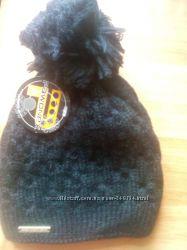 красивая и аккуратная шапка вязка-косы Павонек