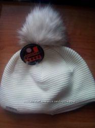 теплая шапочка Павонек