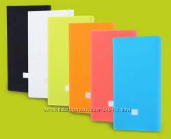 Cиликоновый чехол для повербанка Xiaomi power bank 20000 1 и 2, 2С