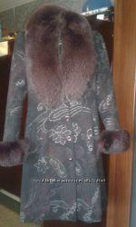Элегантное классическое пальто