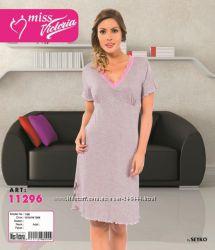 домашнее платье или ночная рубашка Mis Victoria, размер Л