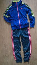 спортивный костюм Adidas р152-156, оригинал