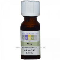 Эфирное масло бей бэй Aura Cacia для укрепления и роста волос, 15мл, США