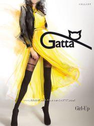 Колготки Gatta с имитацией чулок. Много моделей, приятные  цены