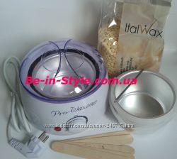 Набор для депиляции деликатных зон с воском Italwax