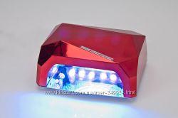 LED лампа для ногтей 36 Вт