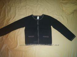 Новые кардиганы GYMBOREE-черный и синий на 9-12 лет и яркий пиджак