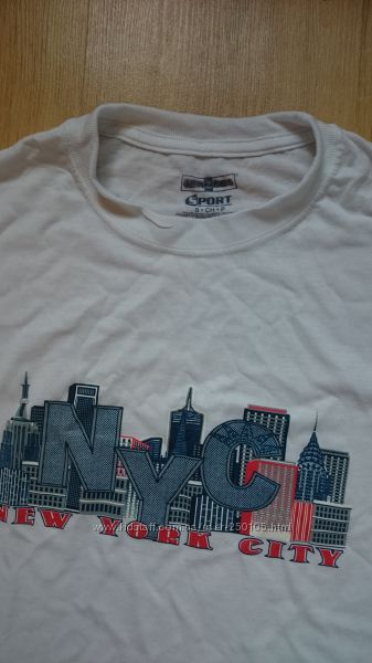 футболка на подростка США  оригинал
