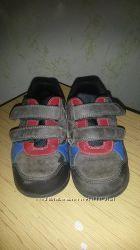 Кожаные туфли-кроссовки START-RITE с мигалками. 17, 5 см