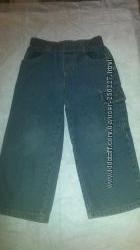Фирменные облегченные джинсы 3Т на рост 92-98 см.