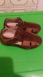 Кожаные сандалики Берегиня в отл. состоянии. Стелька 17, 5 см