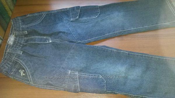 Фирменные джинсы  Palomino Германия в состоянии новых 122р.