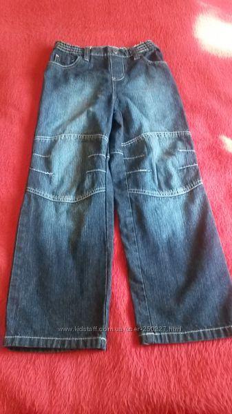 Новые фирменные джинсы OKAY. Размер 128-134