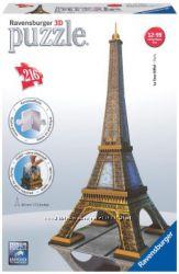 3D Пазл Эйфелева башня Ravensburger