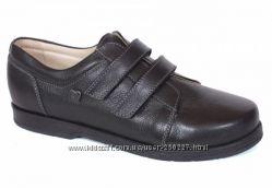 Качественные кожаные туфли Каприз. 34 размер 22, 3 см. в сост новых