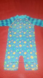 Солнцезащитный купальный костюм на рост 104-110 см.