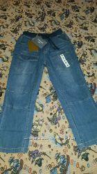 Летние джинсы ZARA на рост 122 см