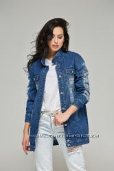 Джинсовая куртка, бомбер Mila Nova Огромный выбор Супер качество